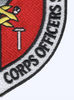Naval Civil Engineer Corps Officers School Patch