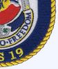 USS St. Louis LCS-19 Patch