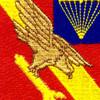 467th Airborne Field Artillery Battalion Patch | Center Detail