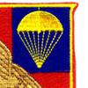 467th Airborne Field Artillery Battalion Patch | Upper Right Quadrant