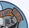 USS Simon Lake AS-33 Large Patch