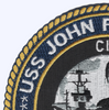 USS John F. Kennedy CVN-79 Patch