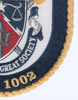 USS Lyndon B. Johnson DDG-1002 Patch