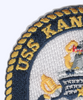 USS Kansas City LCS-22 Small Patch