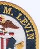 USS Carl M. Levin DDG-120 Patch