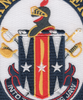 USS Frank E. Petersen Jr. DDG-121 Patch