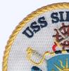 USS Sirocco PC-6 Patch