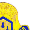 464th Chemical Battalion Patch | Upper Right Quadrant
