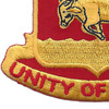 465th Airborne Field Artillery Battalion Patch   Lower Left Quadrant