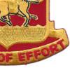 465th Airborne Field Artillery Battalion Patch   Lower Right Quadrant