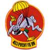463rd Airborne Field Artillery Battalion Bugs Patch