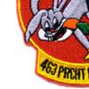 463rd Airborne Field Artillery Battalion Bugs Patch | Lower Left Quadrant
