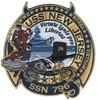 USS New Jersey SSN-796