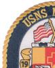 USNS Mercy T-AH-19 Patch