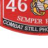4631 Combat Still Photographer MOS Patch | Lower Left Quadrant