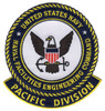 Naval Facilities Engineering Command- Pacific Division Patch