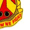462nd Parachute Field Artillery Battalion patch | Lower Right Quadrant