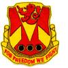 462nd Parachute Field Artillery Battalion patch