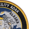 Naval Facility Adak, Alaska - Oceanographic Research Patch | Upper Right Quadrant