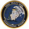 Naval Facility Adak, Alaska - Oceanographic Research Patch