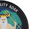 Naval Facility Adak, Alaska - Undersea Surveillance Patch | Upper Right Quadrant