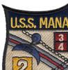 AO-58 USS Manatee Patch
