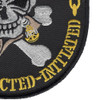 United States Navy Chief Patch | Lower Right Quadrant
