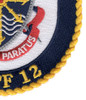 USNS Newport T-EPF 12 Patch