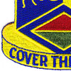 460th Chemical Brigade Patch | Lower Left Quadrant