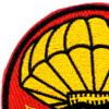460th Airborne Field Artillery Battalion Patch - A Version | Upper Left Quadrant