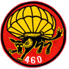460th Airborne Field Artillery Battalion Patch - A Version