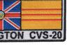 USS Bennington CVS-20 Far East Cruise 1965 Patch