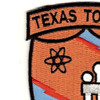 4604th Support Squadron Texas Tower 4 Patch | Upper Left Quadrant