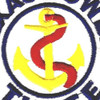 4604th Support Squadron Texas Tower 3 Patch | Center Detail