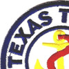 4604th Support Squadron Texas Tower 3 Patch | Upper Left Quadrant