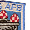 4604th Support Squadron Texas Tower 2 Patch CH-38 | Upper Right Quadrant
