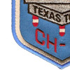 4604th Support Squadron Texas Tower 2 Patch CH-38 | Lower Left Quadrant