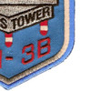 4604th Support Squadron Texas Tower 2 Patch CH-38 | Lower Right Quadrant