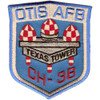 4604th Support Squadron Texas Tower 2 Patch CH-38