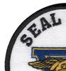 Seal Team 5 Patch   Upper Left Quadrant