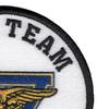 Seal Team 5 Patch   Upper Right Quadrant