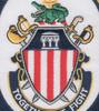 USS Fort Lauderdale LPD-28 Patch   Center Detail
