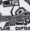 Prowler EA-6B Plane Captain Patch