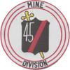 45th Mine Division Patch Vietnam