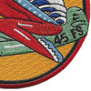 45th Fighter Squadron WWII Patch | Lower Right Quadrant