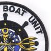 SBU-20 Special Boat Unit Two Zero Patch | Upper Right Quadrant