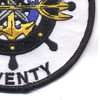 SBU-20 Special Boat Unit Two Zero Patch | Lower Right Quadrant