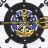 SBU-20 Special Boat Unit Two Zero Patch | Center Detail