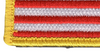 United States Flag Patch Hook and Loop - Bottom Left