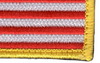 United States Flag Patch Hook and Loop - Bottom Right